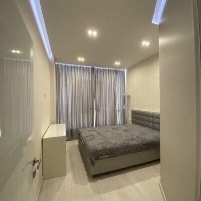2 комнатная квартира в жилом комплексе 5 Жемчужина