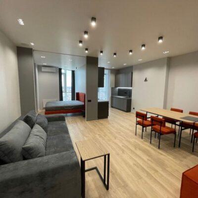 2-комнатная квартира в Аквамарине