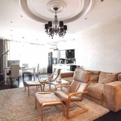 3-комнатная квартира в ЖК Белый Парус