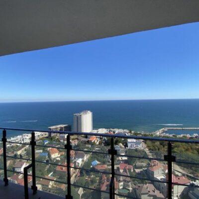 4-комнатная квартира в 44 Жемчужине с видом на море