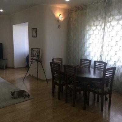 Двухуровневая квартира на Армейской