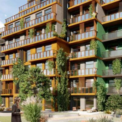 Смарт-квартира в Пространстве на Дачной