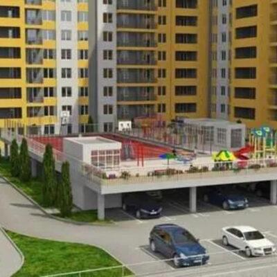 2-комнатная квартира в ЖК Михайловский Городок