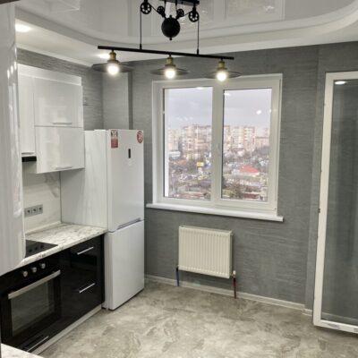 2-комнатная квартира в ЖК Континент