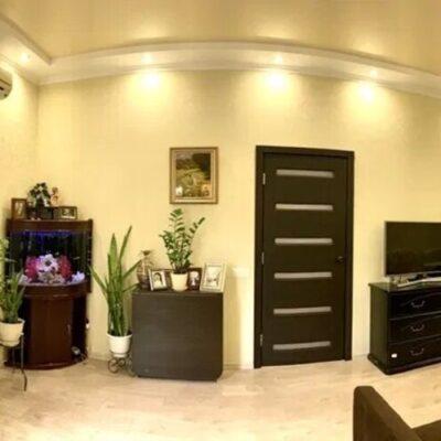 2-комнатная квартира в районе ЖД Вокзала