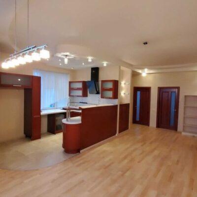 3-комнатная квартира с кухней-гостиной в ЖК Капитан