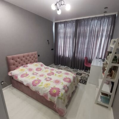 3-комнатная квартира в ЖК 40 Жемчужина