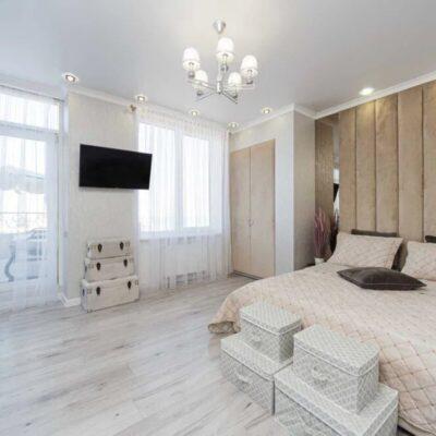 4-комнатная квартира в ЖК Лимнос