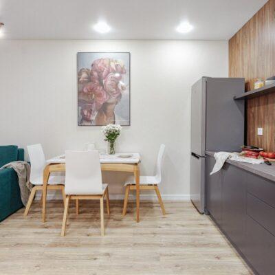 1-комнатная квартира в 56 Жемчужине с евроремонтом
