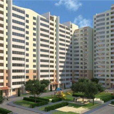 1-комнатная квартира в ЖК Вернисаж на Костанди
