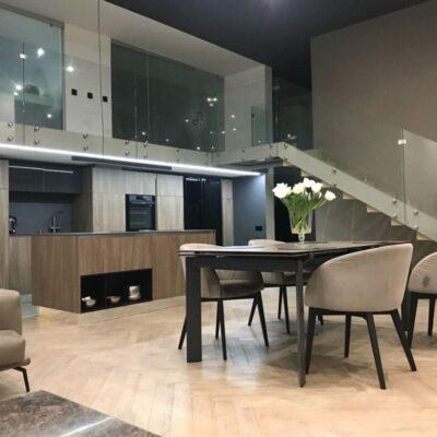 Квартира с террасой в ЖК Корона Новой Аркадии