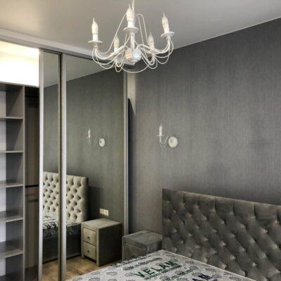 1-комнатная квартира с ремонтом в ЖК Омега