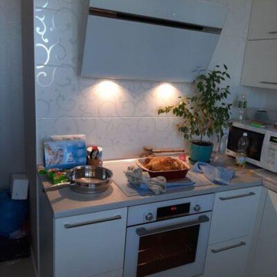 1 комнатная квартира в ЖК Апельсин