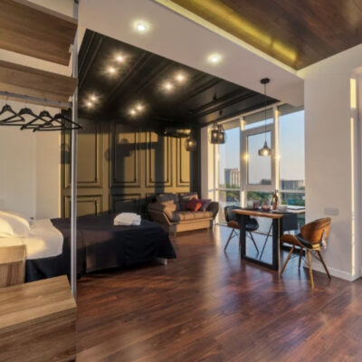 1-комнатная квартира на 7 станции Большого Фонтана