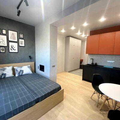 1-комнатная смарт квартира на Малой Арнаутской
