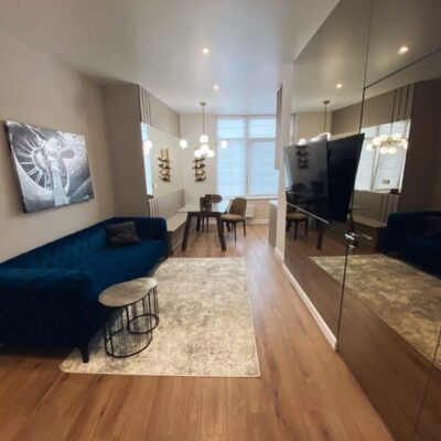 2-комнатная квартира на Каманина в 43 Жемчужине
