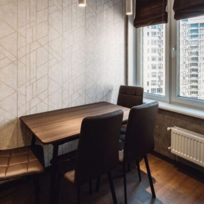 2 комнатная квартира в ЖК 32 Жемчужине