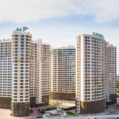 1-комнатная квартира в ЖК 44 Жемчужина/Каманина