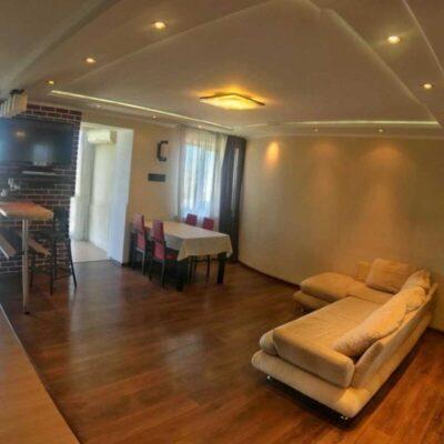 3-комнатная квартира от Стикона на Малиновского