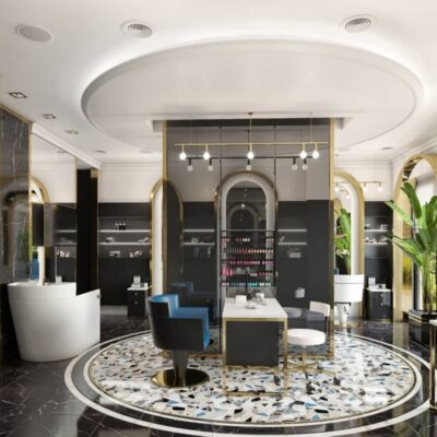 Салон красоты в клубном доме на Французском бульваре