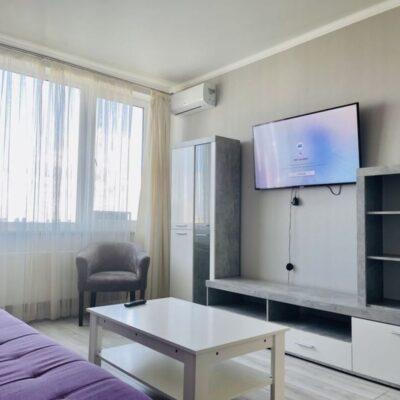 2 комнатная квартира в ЖК Мандарин