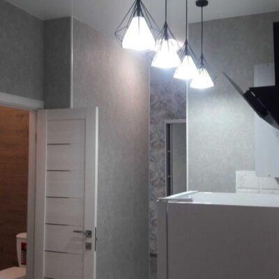 1-комнатная квартира с ремонтом в новом сданом доме на Люстдорфской дороге