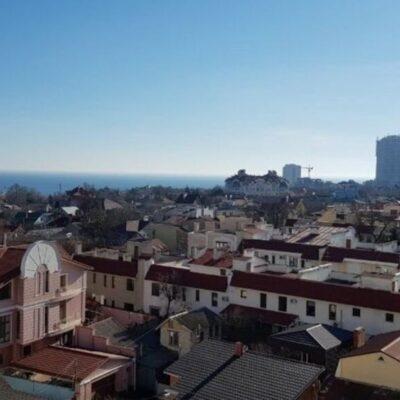 1-комнатная квартира в ЖК Лимнос с видом моря