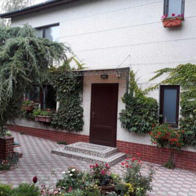 2 этажный дом на улице Тимирязева
