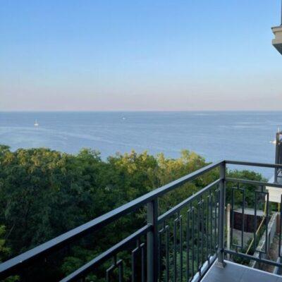 1-комнатная квартира с видом на море, ЖК Маринист