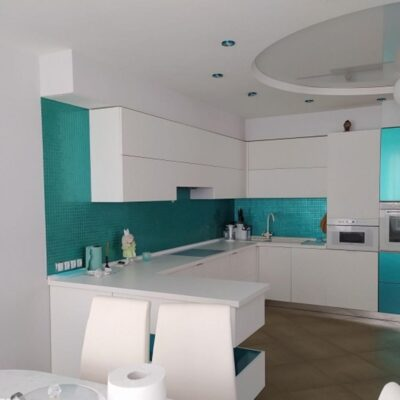 Двухуровневая, 5-комнатная квартира ЖК Стикон