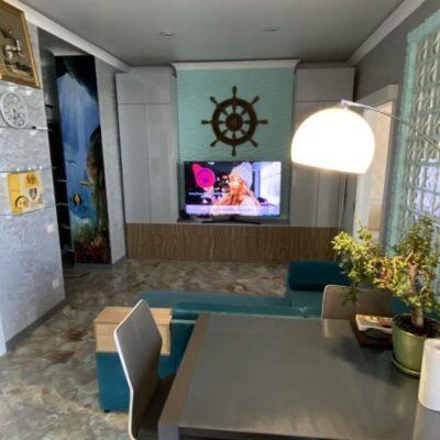 Однокомнатная квартира в ЖК Миконос