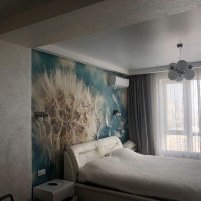 2 комнатная квартира с ремонтом в ЖК Звездный Городок-2