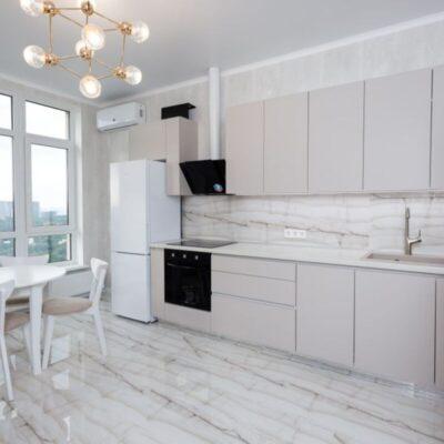 2-комнатная квартира с видом на море в ЖК Элегия Парк