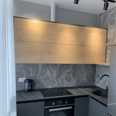 2-комнатная квартира с ремонтом в ЖК 32 Жемчужина