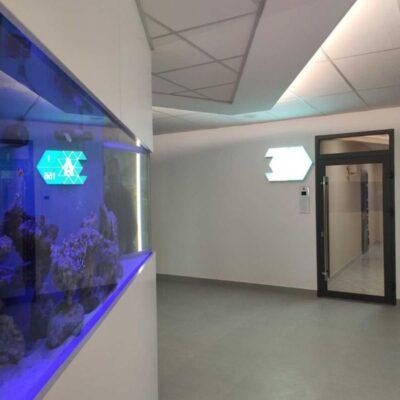 1-комнатная квартира в ЖК Аквамарин