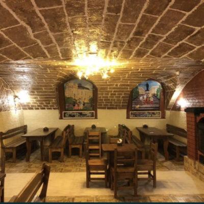 Бизнес кафе в центре города