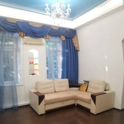 3-комнатная квартира в центре на пересечении улиц Кузнечной и Тираспольской