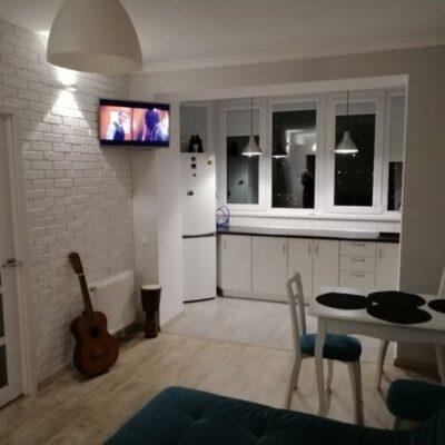 2-комнатная квартира на улице Костанди