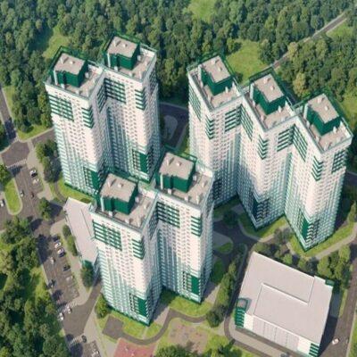 2- комнатная квартира в ЖК Альтаир-3
