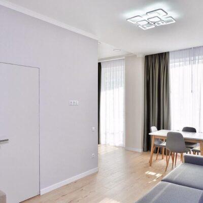 2-комнатная квартира с видом на море в ЖК Белый парус