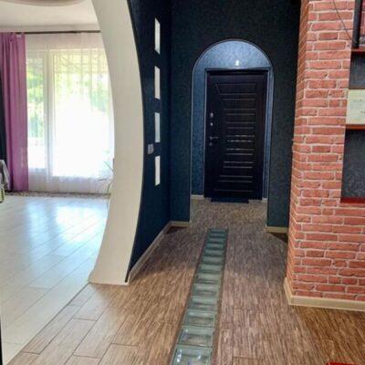 2 этажный дом на 6 станции Люстдорфской дороги