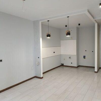 Однокомнатная квартира-студия в 45 Жемчужине