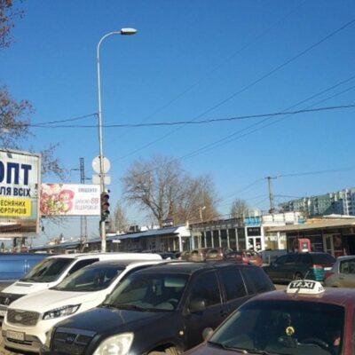 Отдельно стоящий магазин на Малиновского