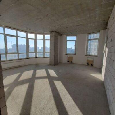 3-х комнатная квартира в ЖК Французский