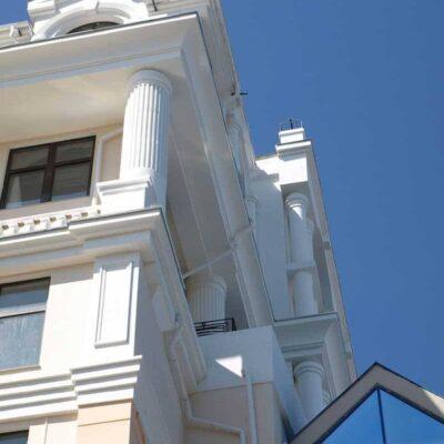 3-комнатная квартира в центре ЖК Звезда Эллады