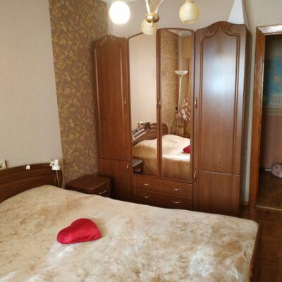 4-х комнатная квартира 86,3 м2 на 1-й ст. Люстдорфской дор