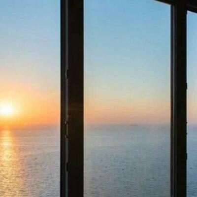 1-комнатная квартира с прямым видом моря в ЖК Морская Симфония