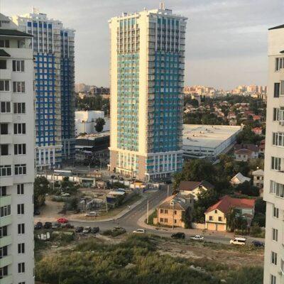 2 комнатная квартира Люстдорфская дор., ЖК Одиссей