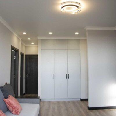 3 комнатная квартира с ремонтом в 34 Жемчужине