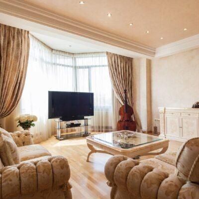 4-комнатная квартира на проспекте Шевченко